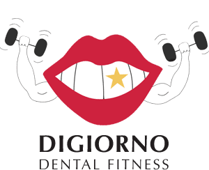 Digiorno Dental Fitness logo